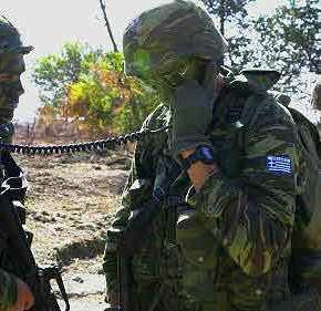 ΓΕΣ: Επέδειξαν την ετοιμότητα και την αποτρεπτική ισχύ τους οι δυνάμεις της ΑΣΔΕΝ –ΦΩΤΟ