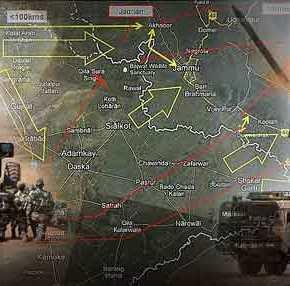 ΕΚΤΑΚΤΟ: Αγριες συγκρούσεις Ινδίας-Πακιστάν – Διάγγελμα για πυρηνικό ολοκαύτωμα – Εκλεισε ξανά ο εναέριοςχώρος