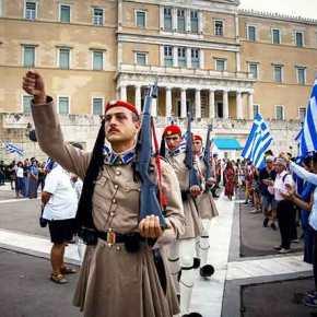 Τέλος το «Μακεδονία ξακουστή»; Κυρώσεις σε όποιον φωνάζει «αλυτρωτικά»συνθήματα