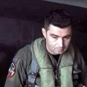 Τι λέει ο Έλληνας Χειριστής Σμηναγός Κοντόπουλος …Ο καλύτερος πιλότος στο ΝΑΤΟ(vid)