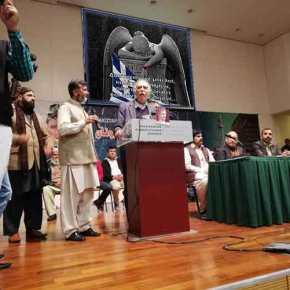 Βίντεο-ντοκουμέντο – Ομιλία Βίτσα στην Πακιστανική Κοινότητα Ελλάδας: «Βρεθήκατε άδικα στα κρατητήρια, ζήτω τοΠακιστάν»