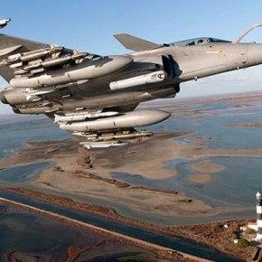 Γαλλικά μαχητικά & Μη επανδρωμένα αεροσκάφη…Σαρώνουν το FIRΛευκωσίας