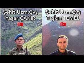 Δύο Τούρκοι Λοχίες νεκροί και 8 Πεζοναύτες τραυματίες στο Β.Ιράκ…Έπεσαν σεενέδρα!