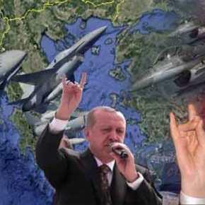 Θέλουν σύγκρουση οι Τούρκοι – Αντιπολίτευση: «Η Ελλάδα εισβάλλει στα νησιά μας, Eρντογάν πράξε το καθήκονσου!»