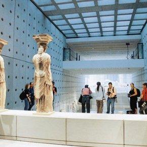 Ελεύθερη είσοδος στο Μουσείο της Ακρόπολης την 25ηΜαρτίου