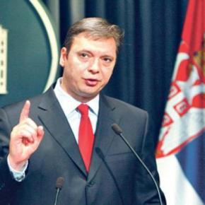 Βούτσιτς: «Η απάντηση στις απειλές των Αλβανών του Κοσόβου θα είναι σκληρή σοβαρή κιαποφασιστική»