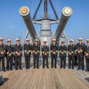 ΓΕΝ: Αυτή είναι η νέα σύνθεση του Ανώτατου ΝαυτικούΣυμβουλίου