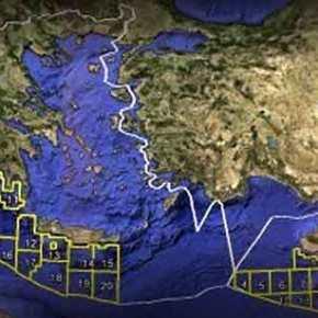 ΑΟΖ: Αυτός είναι ο εφιάλτης της Τουρκίας – Τί σχεδιάζει & ποια είναι η επόμενη κίνηση της(χάρτες)
