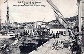 Η απελευθέρωση της Σάμου στις 2 Μαρτίου1913