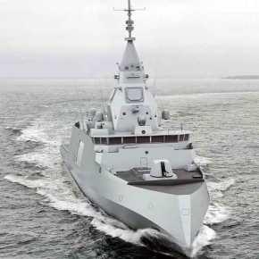 Η Naval Group παρουσιάζει τα νέα επιτεύγματά της μεταξύ των οποίων τη φρεγάταBelh@rra