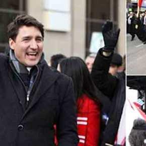 «Ζήτω η Ελλάς»! Ο Καναδός Πρωθυπουργός αποθεώνει τηνΕλλάδα