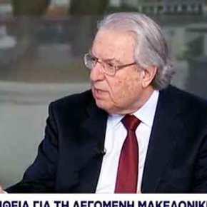 Καμπανάκι από τον Γιώργο Μπαμπινιώτη! Αυτή είναι όλη η αλήθεια για τη «Μακεδονική γλώσσα»(video)