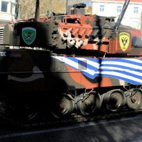 """Όσα δεν """"έδειξαν"""" από την Στρατιωτική Παρέλαση της 25ης Μαρτίου2019"""
