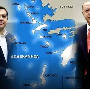 «Προφητεία» υπουργού των ΗΠΑ: «Θερμό» επεισόδιο Ελλάδας-Τουρκίας & μοιρασιά στο Αιγαίο-Ο «λαγός» Κοτζιάς γιαΚαστελόριζο