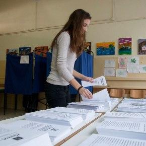 FT: Μπροστά με 10,6% η ΝΔ στην πρόθεση ψήφου για τιςευρωεκλογές