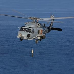 Σε τιμές USN τα νέα ελικόπτερα MH-60R τουΠΝ