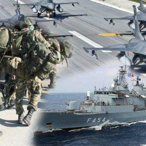 «Πάγωσαν» Τούρκοι & Σκοπιανοί – Global Fire Power: «Οι ελληνικές Ένοπλες Δυνάμεις είναι οι ισχυρότερες στα Βαλκάνια για το2019»