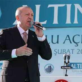 Ερντογάν: Ο δράστης στη Νέα Ζηλανδία απειλούσε τους Τούρκουςμουσουλμάνους