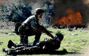 ΓΕΣ: «Φωτιά και ατσάλι» από τους μελλοντικούς ηγέτες του Στρατού Ξηράς –ΦΩΤΟ