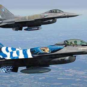 Με πτήση του F-16 ΖΕΥΣ στη Ρόδο και Στρατιωτική Παρέλαση η επέτειος της Ενσωμάτωσης της Δωδεκανήσου!