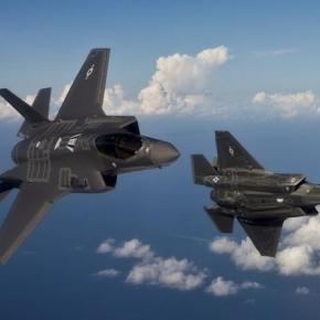 «ΗΝΙΟΧΟΣ 2019» Οι πρώτες εικόνες με ιταλικά F-35A από την 117ΠΜ και οι «ιδιαιτερότητες» τους