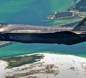 Lockheed Martin: «Θα παραδώσουμε τα F-35 στην Άγκυρα το Νοέμβριο» – Για το «θεαθήναι» η κόντρα για τουςS-400;
