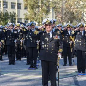«Αλλαγή φρουράς» στο Στόλο: Ο Υποναύαρχος Λυμπέρης παρέδωσε τα ηνία στον ΥποναύαρχοΔρυμούση