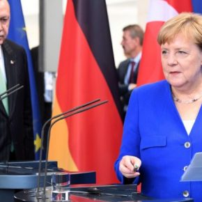 Η Γερμανία καλεί τους πολίτες της να μην πηγαίνουν στην Τουρκία: Θασυλληφθείτε…