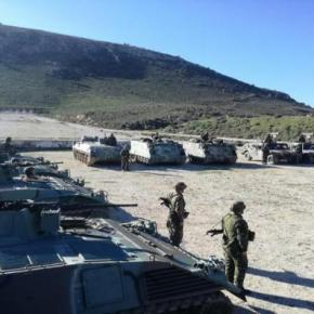 ΓΕΣ: Τέθηκαν σε επιφυλακή ετοιμότητας οι Δυνάμεις Άμεσης Επέμβασης την 25η Μαρτίου –ΦΩΤΟ