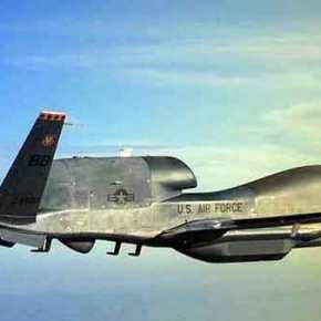 Οι Αμερικανοί φέρνουν και Global Hawk στηΛάρισα!