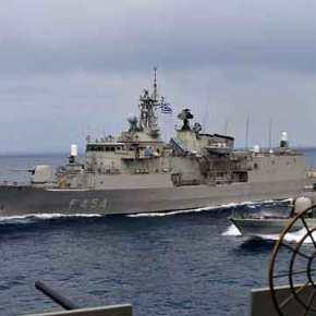 Πολεμικό Ναυτικό: Συνεχείς ασκήσεις στο εσωτερικό και στο συμμαχικό επίπεδο…(ΦΩΤΟ)
