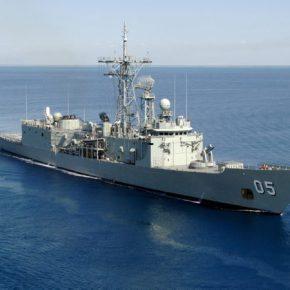"""Τελευταία αποστολή για την """"Αδελαΐδα"""" HMAS Melbourne πρινπαροπλιστεί"""