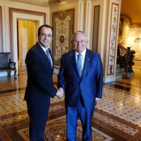 Νομοσχέδιο σύντομα από Αμερικανούς Γερουσιαστές για άρση του εμπάργκο όπλων προς τηΚύπρο
