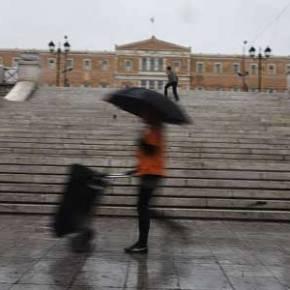 Πρόγνωση καιρού: Συνεχίζονται οι θυελλώδεις άνεμοι την Κυριακή με μικρή άνοδο τηςθερμοκρασίας