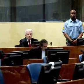Έφεση Κάρατζιτς στην καταδίκη σεισόβια