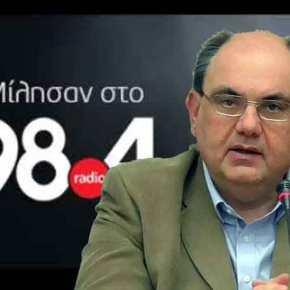 Δ. Καζάκης: Βρισκόμαστε σε διαρκή πόλεμο στην οικονομία σε βάρος τωνλαών