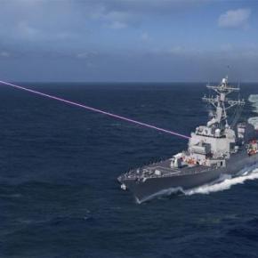 HELIOS: Το Laser του αμερικανικού ΠΝ που θα λιώνει drone καισκάφη