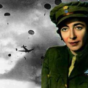 8 Μαρτίου – Ημέρα της γυναίκας: Η πρώτη Ελληνίδααλεξιπτωτίστρια