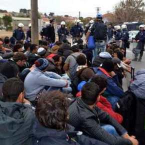 Τουρκικό σχέδιο αποσταθεροποίησης στον Έβρο: Η Άγκυρα μας «επιτίθεται» μεμετανάστες