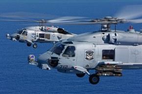 Αγορά 4 ελικοπτέρων MH-60R για το ΠΝ αντί 250 εκ. ευρώ, με μεγάλη διάρκειααποπληρωμής