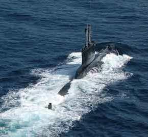 Βίντεο: Ελληνικό υποβρύχιο Type 209/1100 με πυραύλους UGM Harpoon πλέει έξω από τουρκική ναυτικήβάση