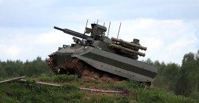 «Πάγωσαν» ΗΠΑ και ΝΑΤΟ: Ρομπότ-«δολοφόνοι» από την Ρωσία – Η Μόσχα ανέπτυξε σε όλη την επικράτεια τα όπλα που αλλάζουν ταδεδομένα