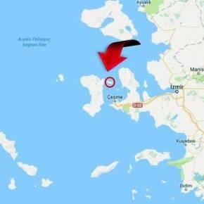Σκάφος της τουρκικής ακτοφυλακής παραβίασε τα χωρικά ύδατα στις Οινούσσες – Σε πλήρη εξέλιξη η «ΓαλάζιαΠατρίδα»