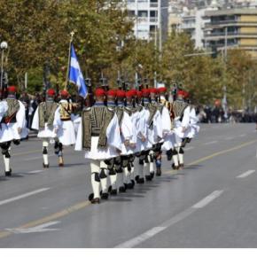 25η Μαρτίου – παρέλαση: Επί ποδός εκατοντάδες αστυνομικοί υπό τον φόβοεπεισοδίων