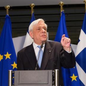 Μηνύματα Παυλόπουλου σε Σκόπια, Άγκυρα και Τίρανα: Σεβαστείτε το ΔιεθνέςΔίκαιο