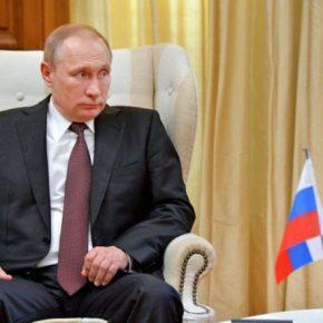Πούτιν: Ανοησίες και σαχλαμάρες οι συνωμοσίες της Ρωσίας κατά τηςΕλλάδας