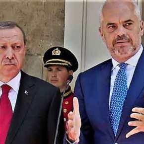 Αλβανία: η κερκόπορτα του Ερντογάν σταΒαλκάνια