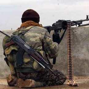 Συρία: Ένα βήμα πριν την τελική νίκη έναντι των Τζιχαντιστών οιΚούρδοι