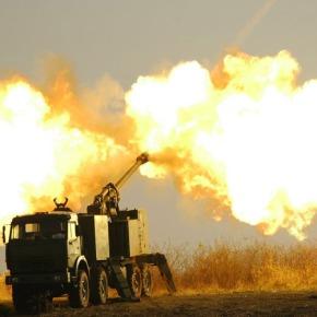 Αυτοκινούμενα πυροβόλα από την Σερβία παρήγγειλε ηΚύπρος