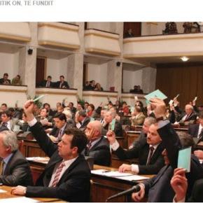 """""""10 πολιτικοί κατατρέχουν την Αλβανία δύο δεκαετίες»- Πολιτικήανάλυση"""